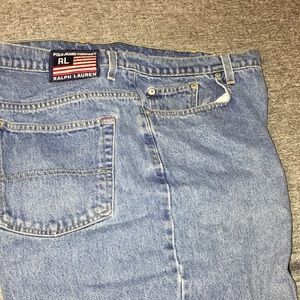 Other - Men Ralph Lauren jean shorts